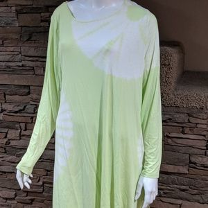 NWT Soft Surroundings top/tunic size large